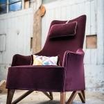 Giorgetti-fauteuil Mobius
