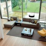 BW-Bielefelder Werkstaette-systeembank Inspiration fauteuil Kent