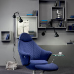 IP Design-relaxfauteuil satellite