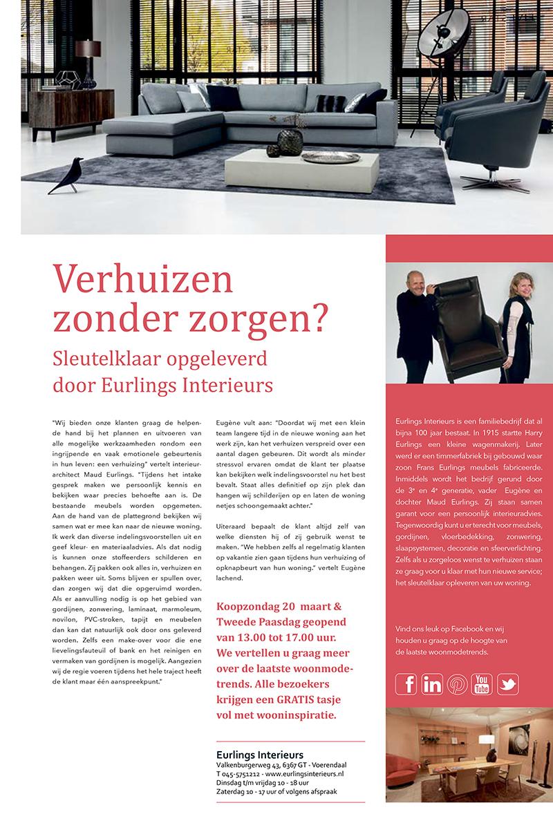 Eurlings Interieurs in Lifestyle in Limburg maart 2016 - Eurlings ...