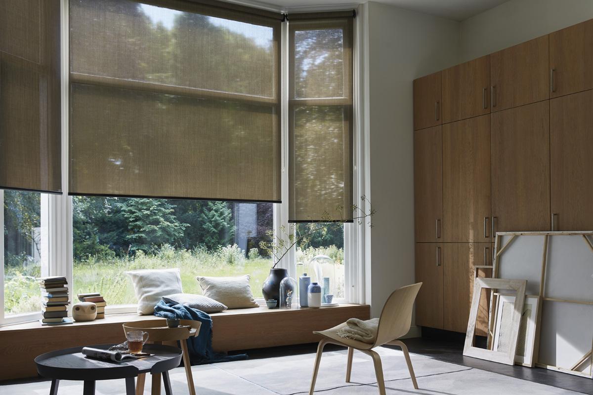 affordable luxaflex washi rolgordijn eurlings interieurs with luxaflex rolgordijn onderdelen