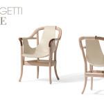 Giorgetti fauteuils Progetti Pure Limited Edition