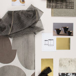 2017 Zimmer Rohde moodboard Modern Graphics