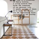 Interiorquote Family history