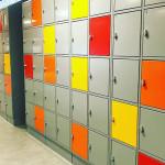 Project Sintermeertencollege lockerbestickering