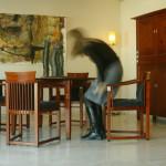 Schuitema Furniture Decoforma Art Deco eetkamerstoel Susan tafel Miles kast
