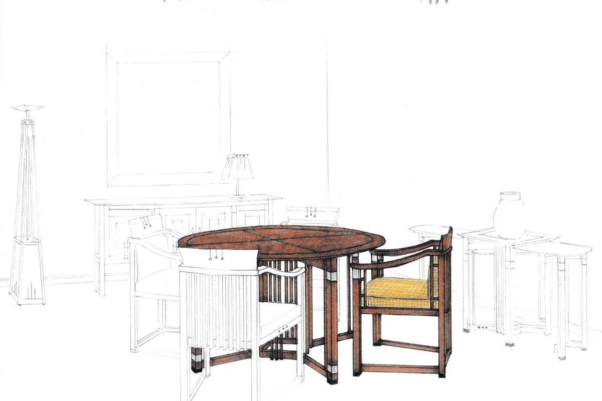 Schuitema Decoforma Bijzettafel.Schuitema Furniture Decoforma Art Deco Eetkamerstoel Susan