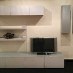 TV-meubel (dressoir + 2 verticale hangkasten ) Karat