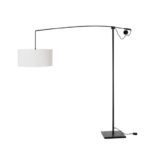Vloerlamp MW22 met vloerdimmer Ghyczy