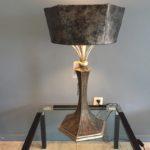Tafellamp Grigio 16189E 6-hoekig van Lam Lee