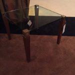 Bijzet-/salontafel Pioneer T56/1 Peter Ghyczy