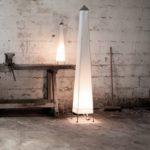 VloerlampPii Lady Large van John Hutton
