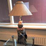Tafellamp Indiaan Aminka 13393 van Lam Lee