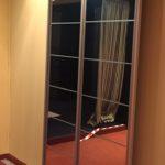 Schuifdeurwand 2 spiegeldeuren Winia