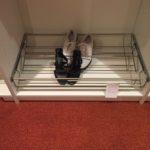 Uittrekbaar schoenenrek/schoenenlade 63122 Winia